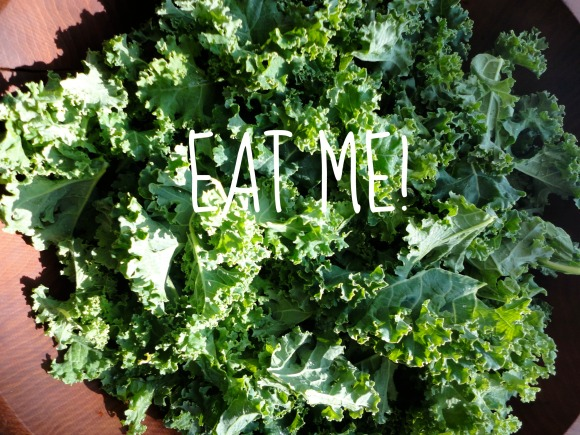 KALE EAT ME