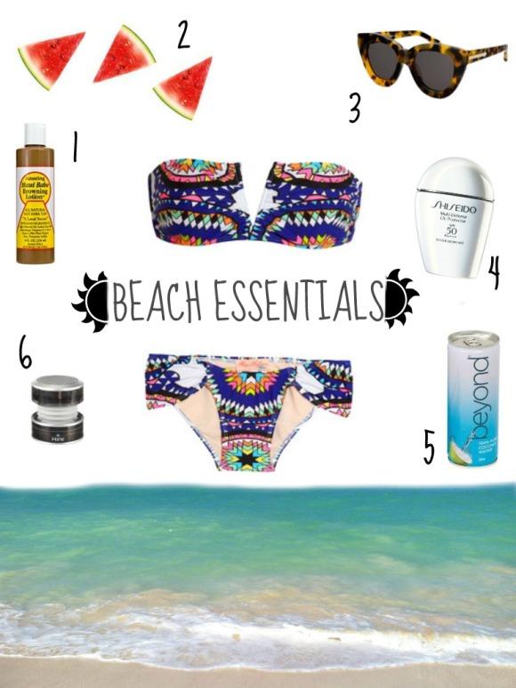 beach essentials final
