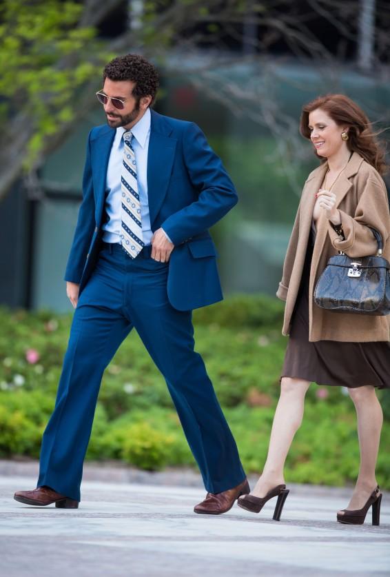 American Hustle movie set in NY