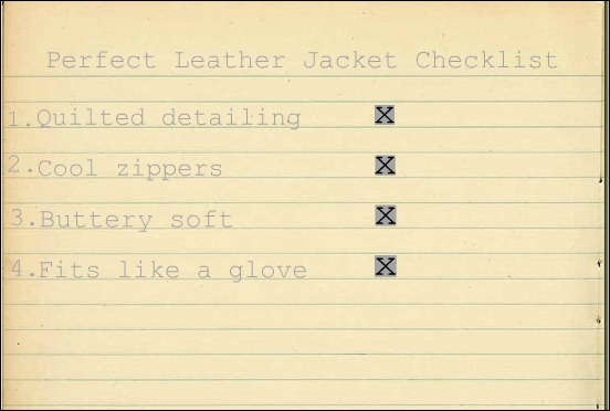 perfectleatherjacketchecklist